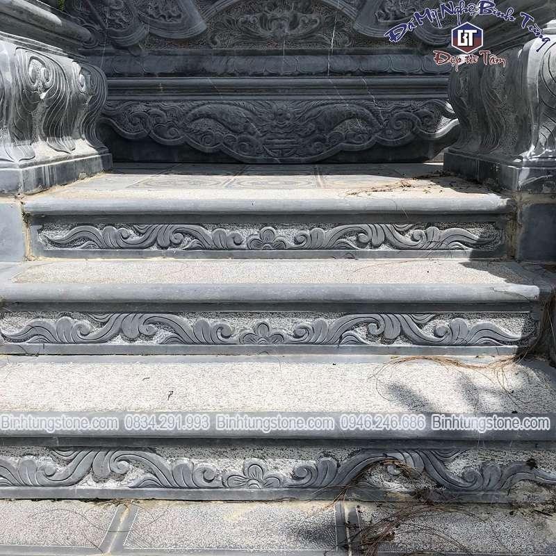 mua đá lát bậc thềm