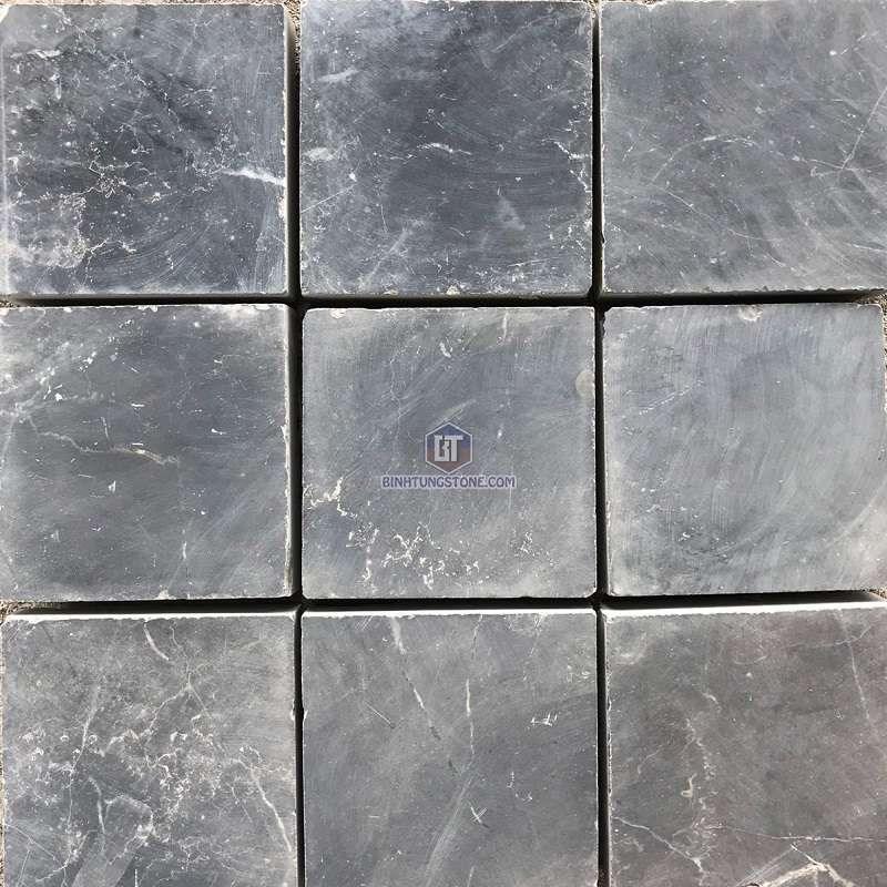 đá cubic xanh đen